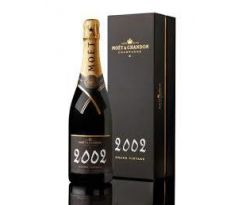 Champagne Moët & Chandon Grand Vintage 2002 Gift Box 0,75l
