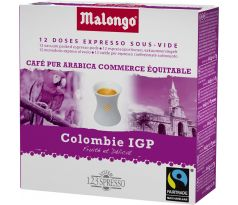 123Spresso pody Colombie Supremo Fair Trade 12 dávok