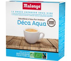 123Spresso pody Deca Aqua Bio a Fair Trade 12 dávok